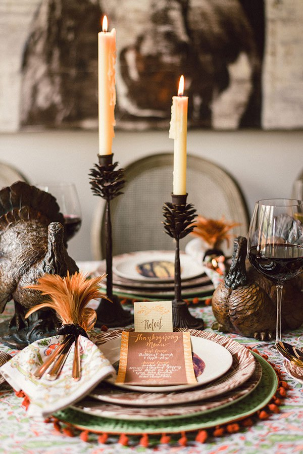 Thanksgiving Table Essentials & Setting the Holiday Table: 13 Essentials For Thanksgiving Dinner ...