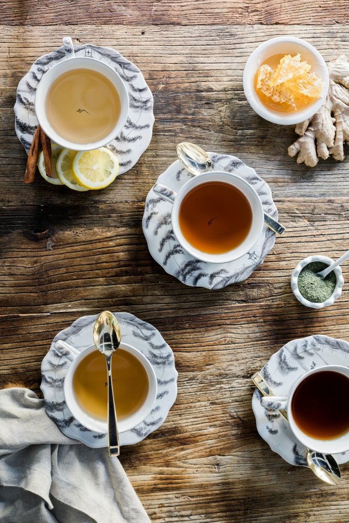 4 Detox Teas to Try, Waiting on Martha