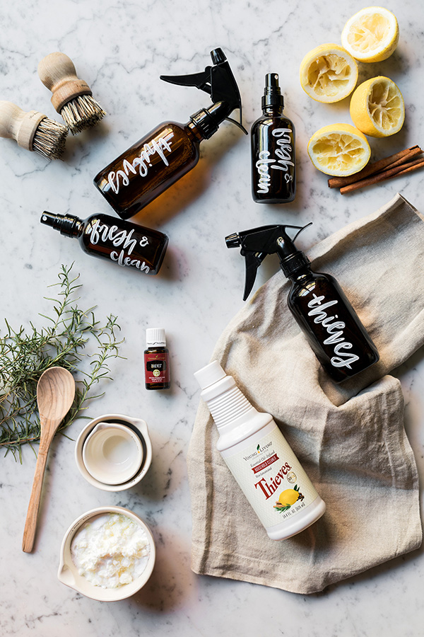 All Natural Cleaning Solutions to Try Today, @waitingonmartha