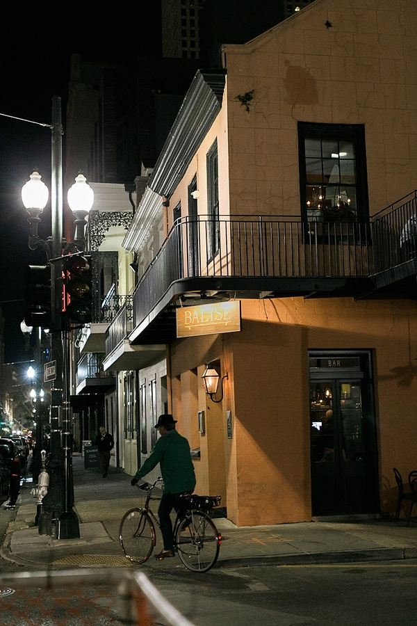 Where To Eat New Orleans , Balise