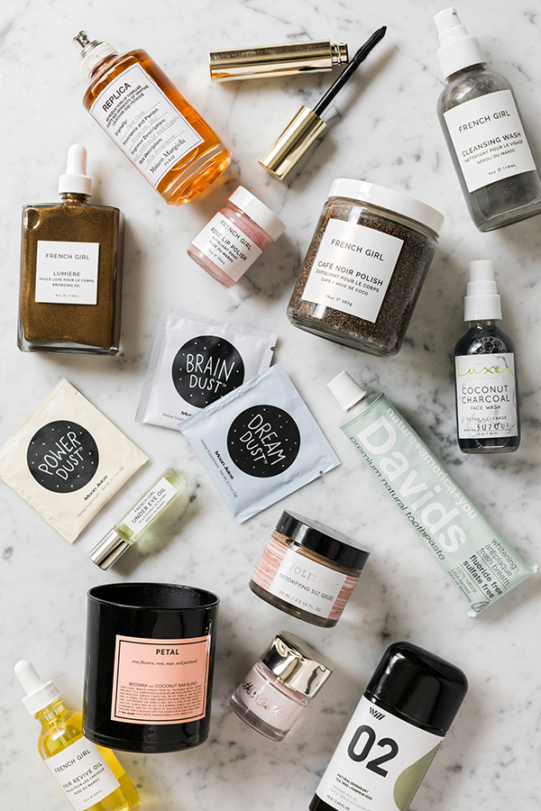 The Best Clean Beauty Buys via Waiting on Martha