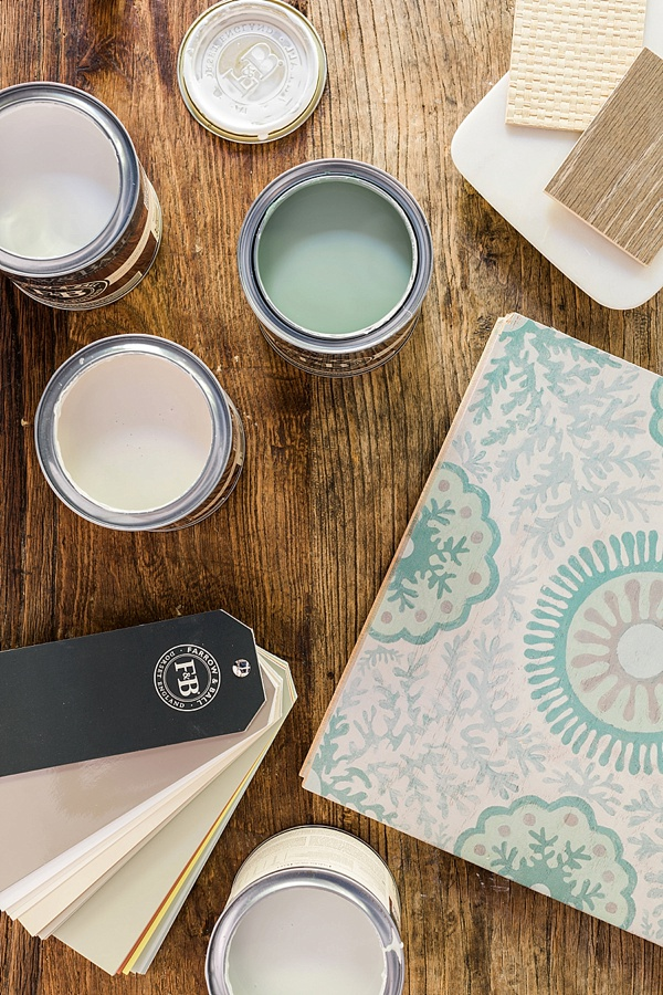 Farrow & Ball's Chappell Green inspiration for Waiting on Martha Home, the Brick & Mortar