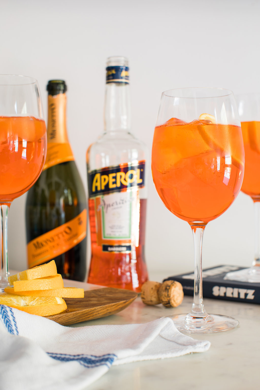 Aperol Spritz, Waiting On Martha ...