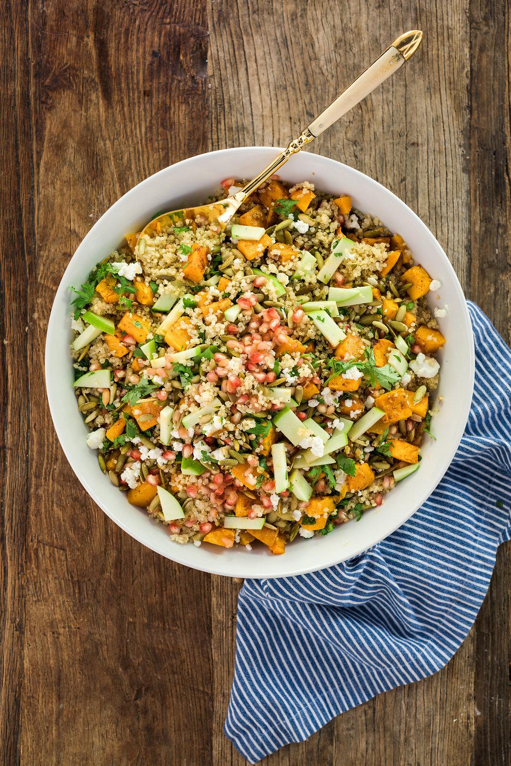 Quinoa Superfoods Salad Recipe
