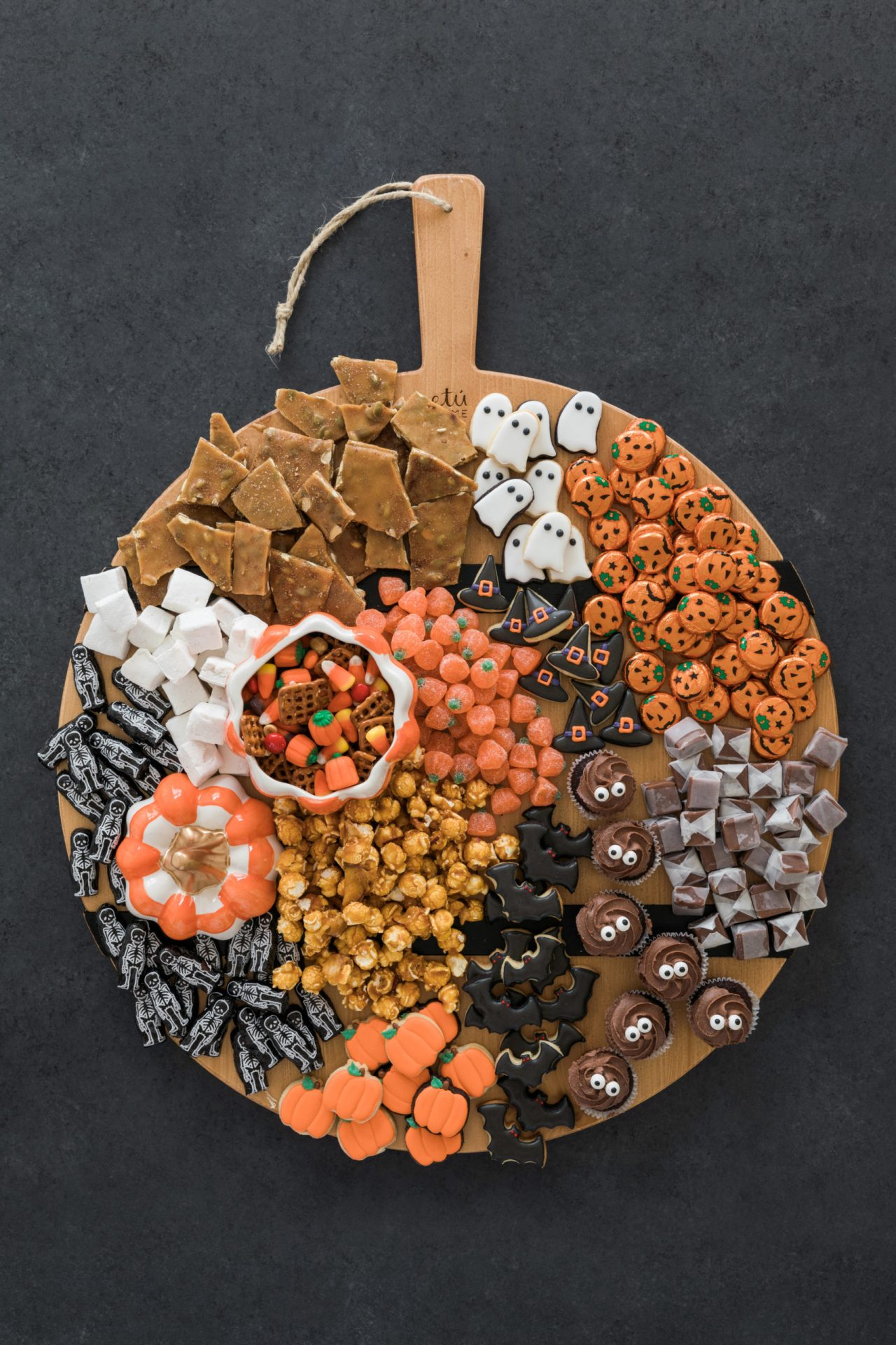 halloween candy board
