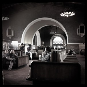 Union Station, Los Angeles. May 2013