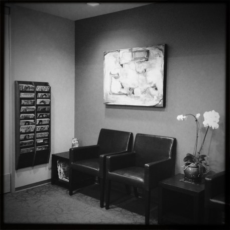 Dentist Office, Santa Monica. June 2013