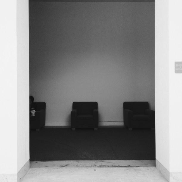 Hammer Museum, Westwood. November 2013