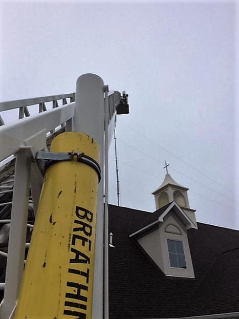 Amherst Ladder at WAIY
