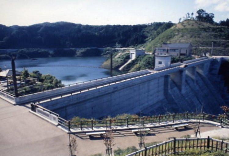 八ヶ川ダム