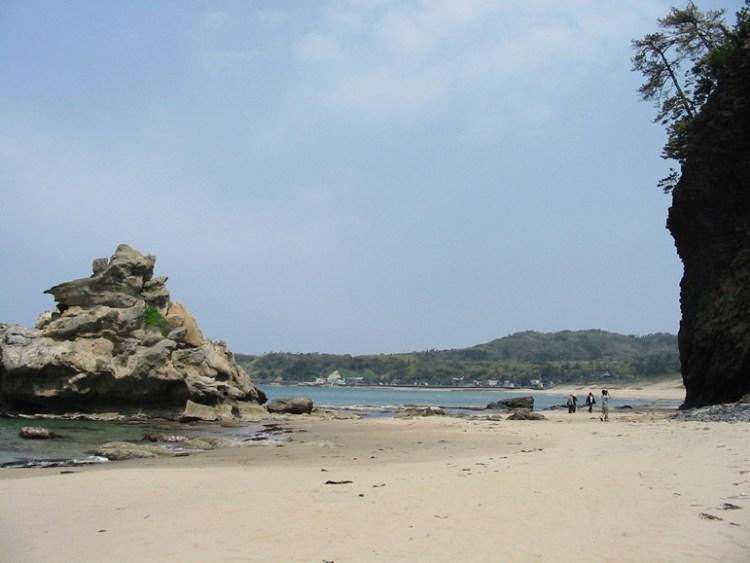 琴が浜海水浴場