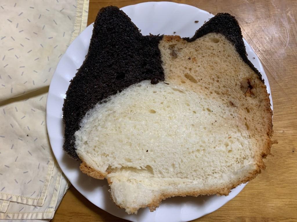 ねこねこ食パン!三毛猫が可愛すぎるぅ