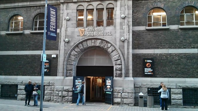Guiness Store house