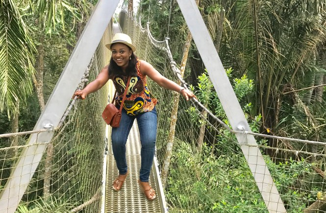 Longest Canopy Walk Way in Africa
