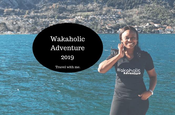Wakaholic Adventure 2019