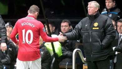 فيرغسون يرشح روني للنجاح كمدرب