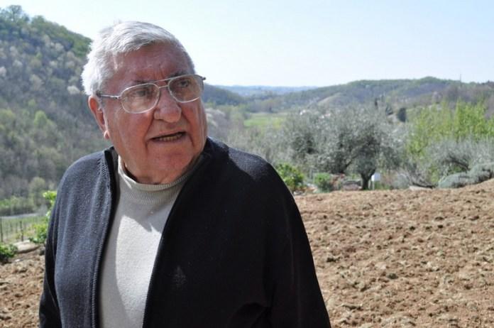 Paolo at Ronci de Cialla