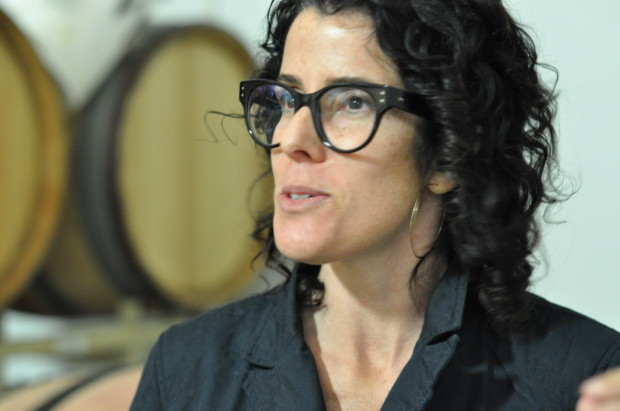 My sister and I spent time tasting with Maggie Harrison