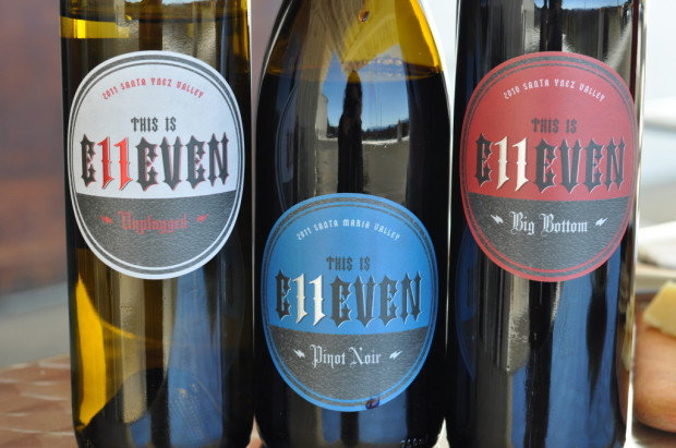 Andrew Murray's new label E11even