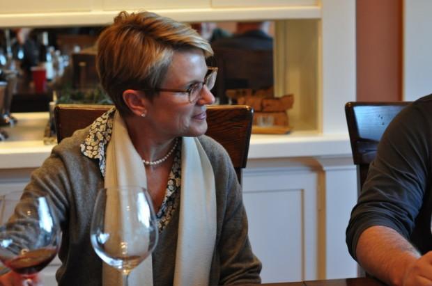 Jenny Williamson Dore, Foxen wines