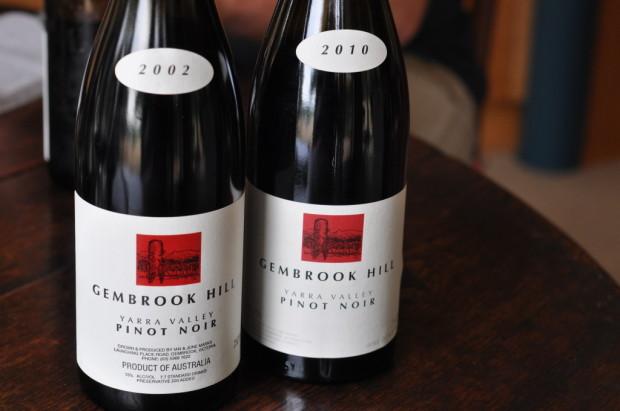 Gembrook Hill Pinot Noir