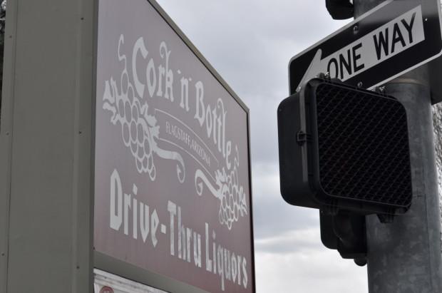 Classic AZ-Drive Thru Liquor
