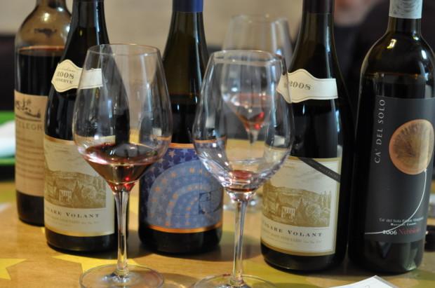 Bonny Doon wines