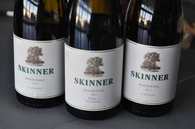 love the Skinner Mourvedre
