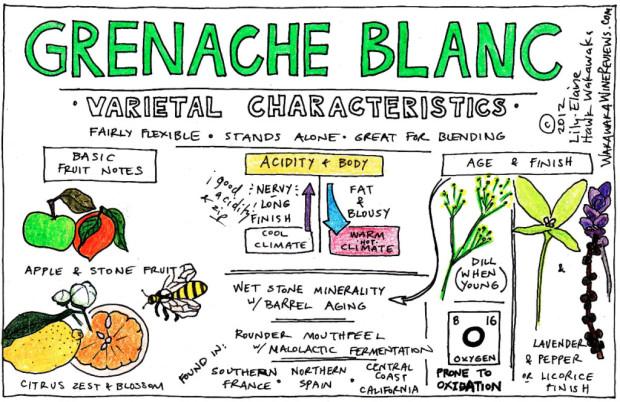 Grenache Blanc