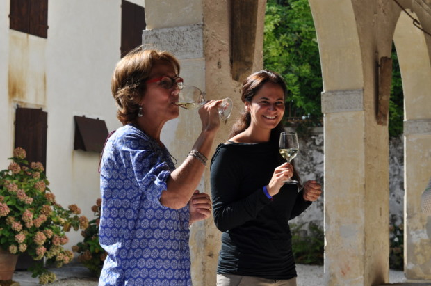 Annalisa and Silvia