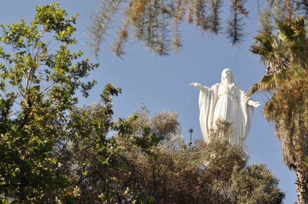 Approaching the Virgin