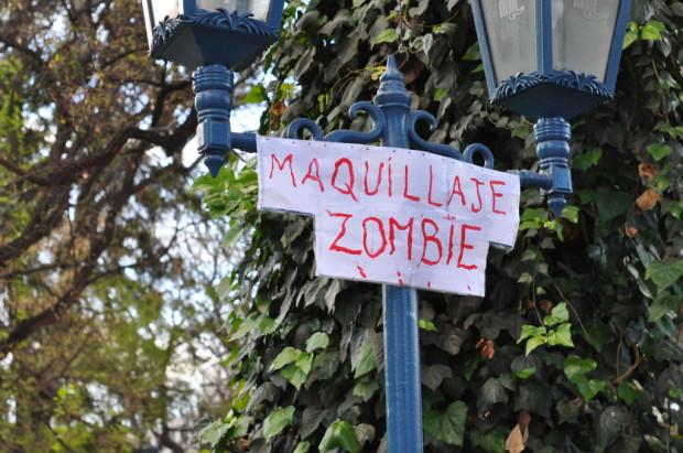 Zombie Walk Mendoza 2013
