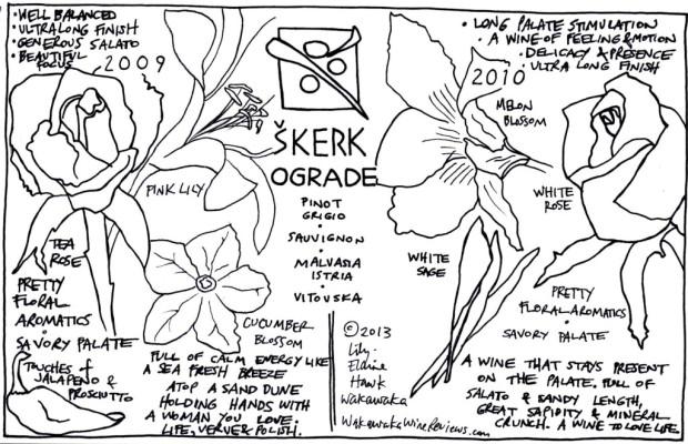 Skerk 2009, 2010 Ograde