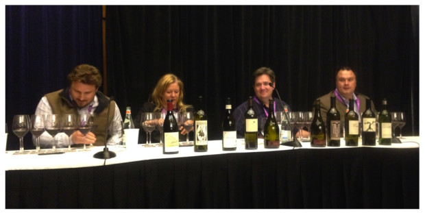 Pebble Beach Food + Wine Heritage Wines of California panel