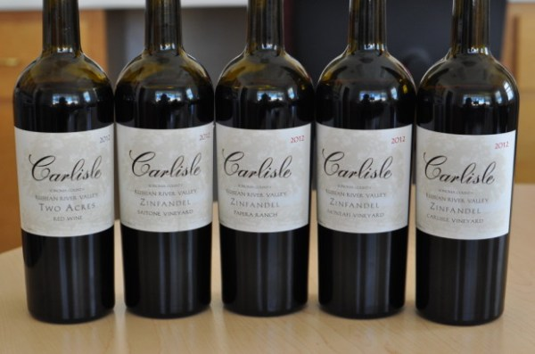 Carlisle Wines