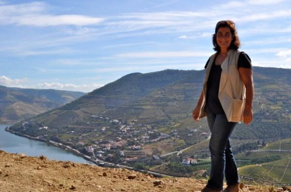Margarita Figueireda, vineyard manager, Quinta Dos Murcas
