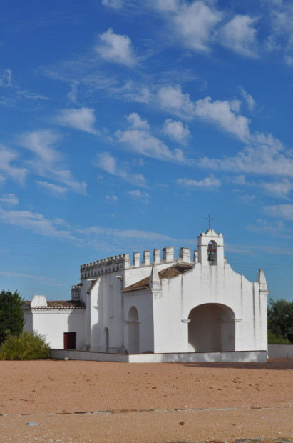 The Historic Church, Alentejo