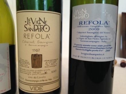 Le Vigne di San Pietro Refola