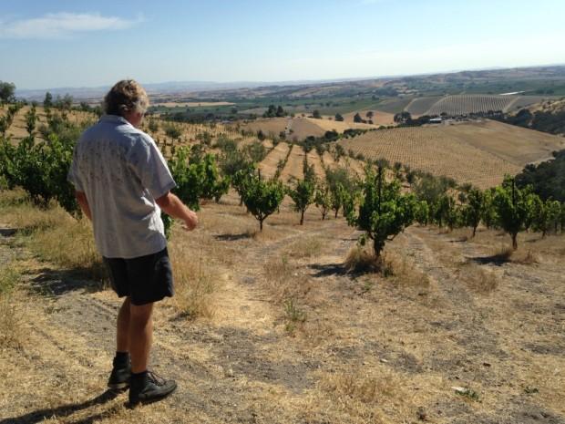 Walking Ambythe Estate with Phillip Hart