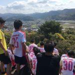 眺望の道 上富田