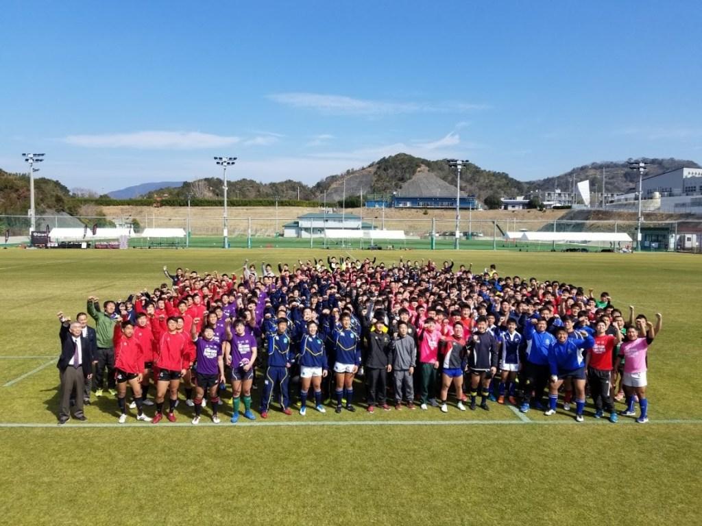 上富田ラグビーフェスティバル1st