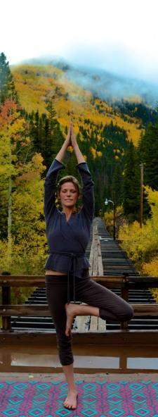 cannabis healing yoga