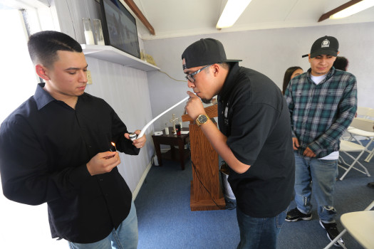 Weed Smoking Church Raided By The Cops