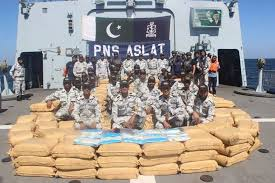 And Drugs Seizure of the Day Goes To The Pakistan Navy