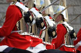 The Household Cavalry Like To Have a Good Old Chuff Up & More