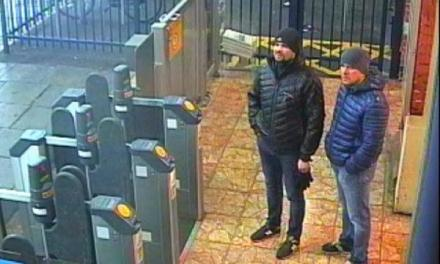 Russian Novichok Attackers Smoked Weed Before Attack