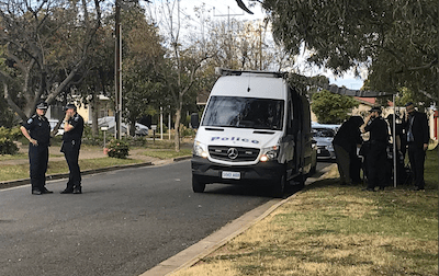 Adelaide South Australia. Man May Have Been Murdered Over Cannabis Plants