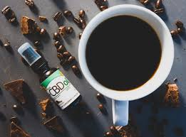 And This Week's CBD Product, Wait For It, Cafe Mocha Spray !