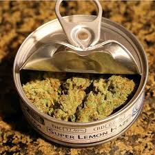 Mexicans Are Buying Top Draw US Tinned Weed
