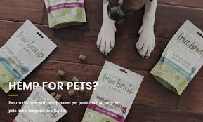 True Leaf CBD Wellness For Pets Goes Global